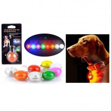 3554 - THE PETS PINGENTE LED COLORS