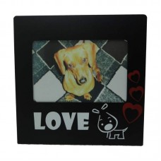 5961 - PORTA RETRATO PET LOVE 10X15 **